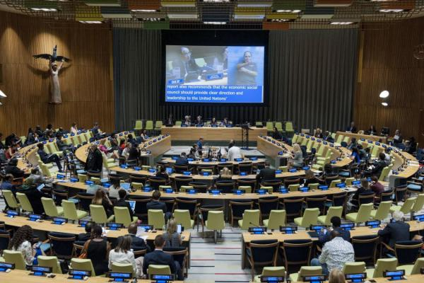 2017 High-level Political Forum on Sustainable Development asserts commitment to NCDs