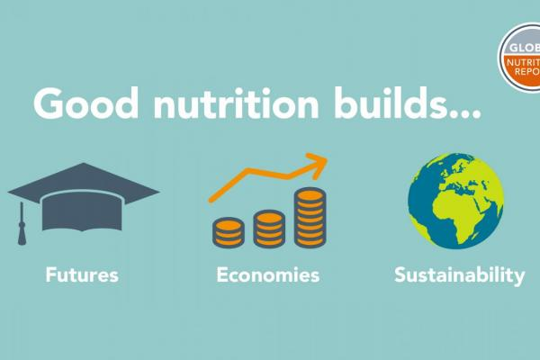 Defeating malnutrition requires 'critical step change'