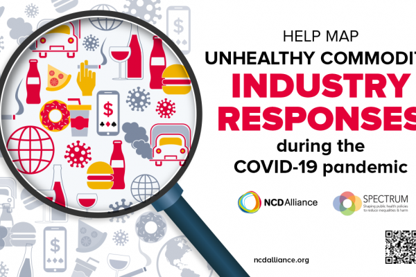 Help map unhealthy commodity industries' responses to COVID-19