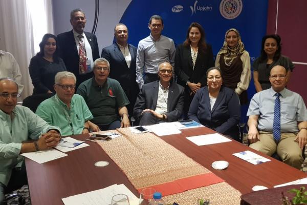 Egyptian NCD alliance leading regional NCD summit