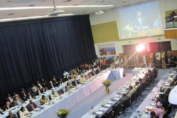 African Health Ministers adopt Brazzaville Declaration on Noncommunicable Diseases
