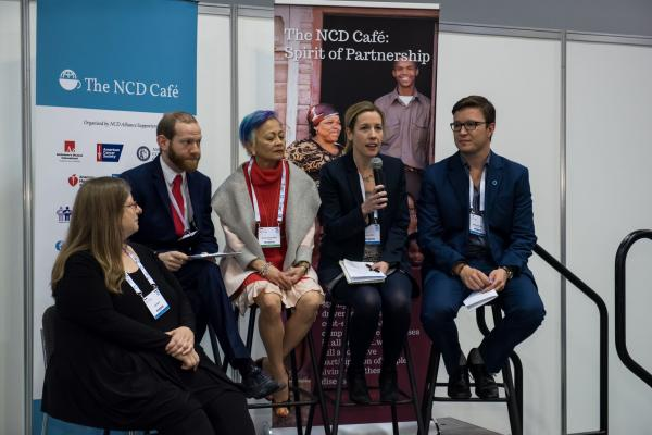 Empowering patients to overcome stigma
