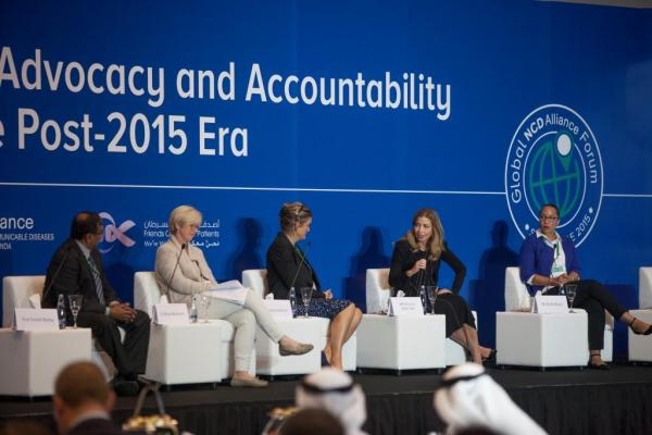 Mobilising high-level political leadership to address NCDs key focus of Global NCD Alliance Forum