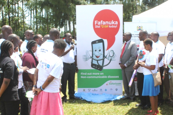 Embracing digital health technology to promote education on NCDs in Kenya