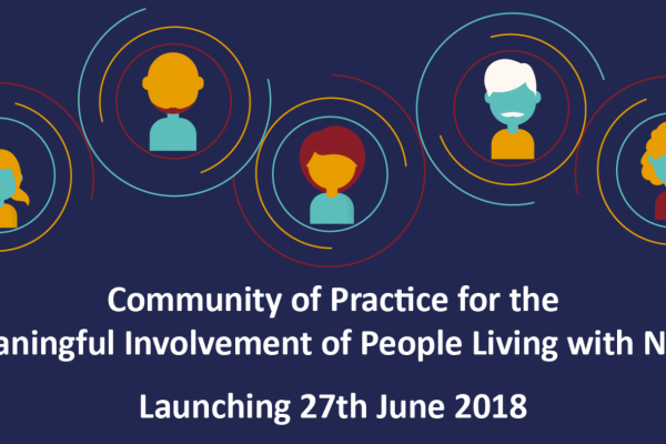 Launched: Community of practice on People Living with NCDs