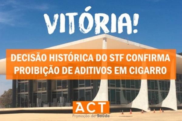 Civil society celebrates win in long-running Brazilian tobacco control case
