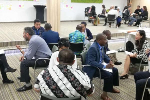 23 défenseurs participent à l'atelier de l'Alliance sur les MNT sur l'organisation de campagnes