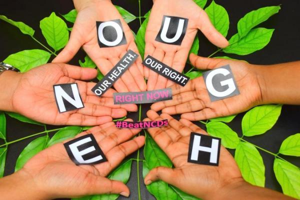 Week for Action energises NCD community ahead of HLM on NCDs