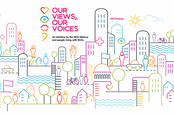 New Our Views, Our Voices digital platform launched today!