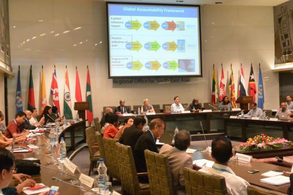 Civil society from South East Asia join forces to fight NCDs