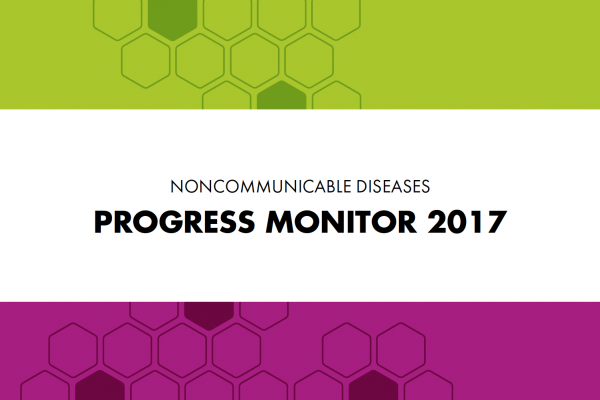 Media Release: Alarmingly slow progress - Less than half the world's countries have set NCD targets