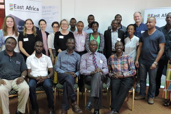 East African NCD Alliance convenes to set workplan priorities in Uganda