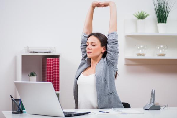 Mentalmente saludable en el trabajo
