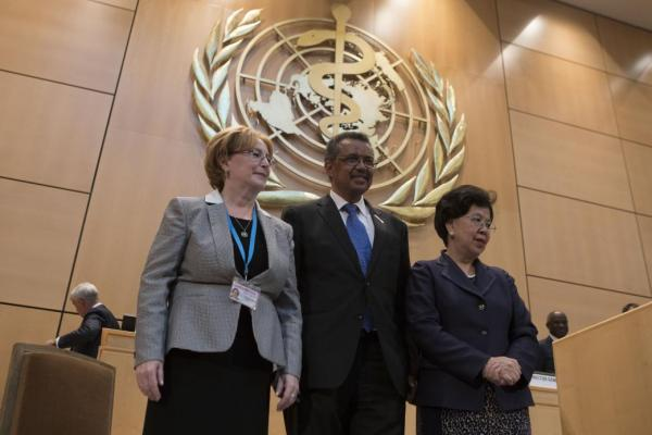 NCD Alliance congratulates Dr Tedros, elected to be the next WHO Director General