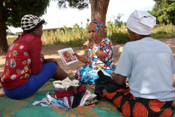Achieving UHC to empower women and girls and reduce the NCD burden