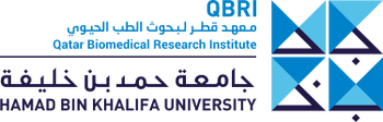 Qatar Biomedical Research Unit logo