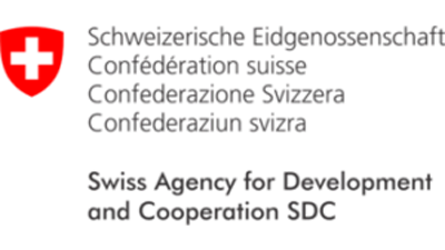 Swiss Agency for Development and Cooperation logo